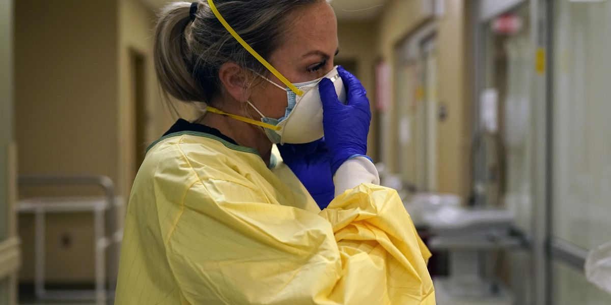 AP: States spent over $7B competing for early virus supplies