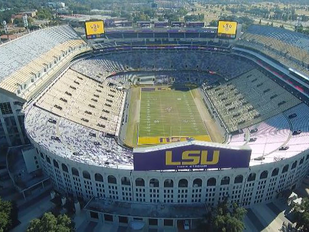Monday declared 'LSU Football Day' in Louisiana