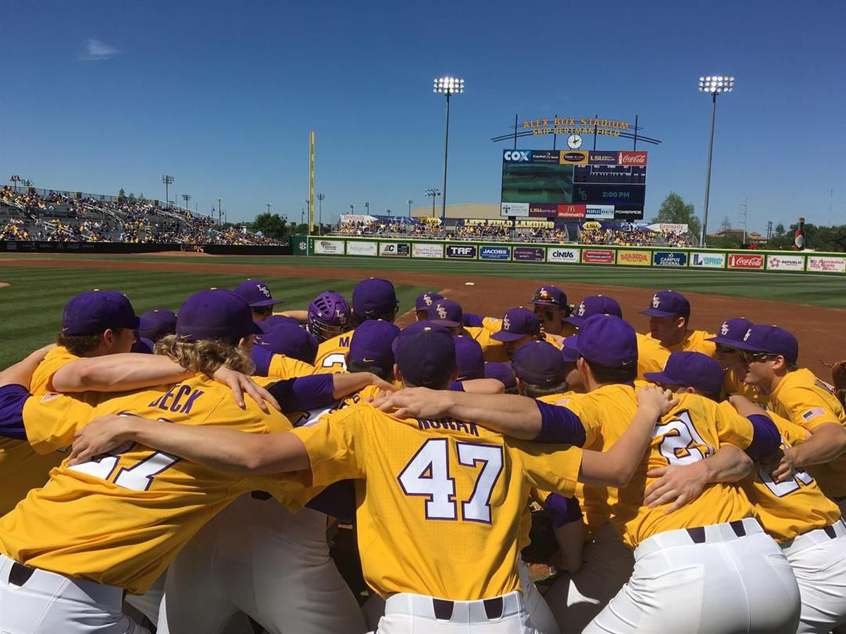 LSU baseball earns No. 1 preseason ranking