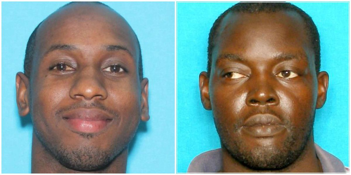 Fugitive Friday: Police search for 2 felony theft suspects