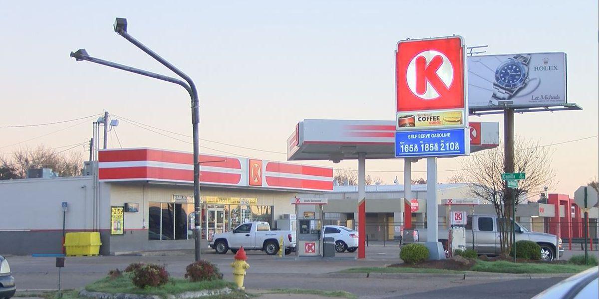 Shreveport gas station robbed with shotgun