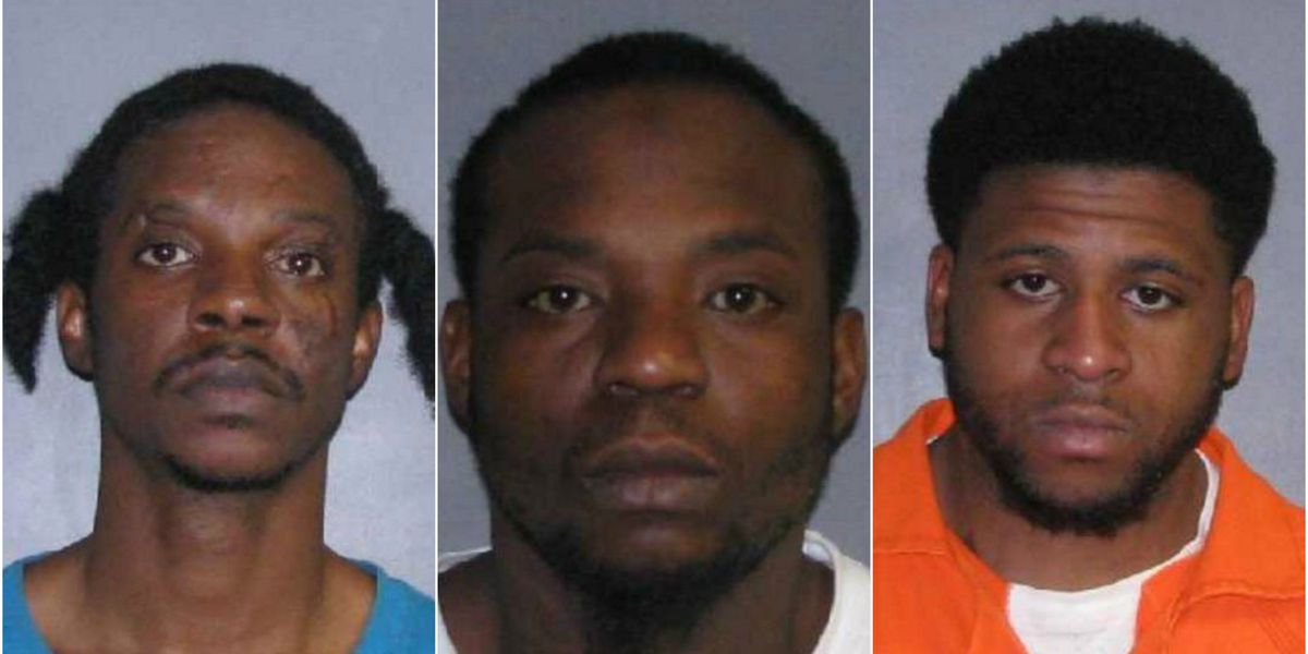 Caddo Grand Jury indicts 3 in murder, sex crime charges