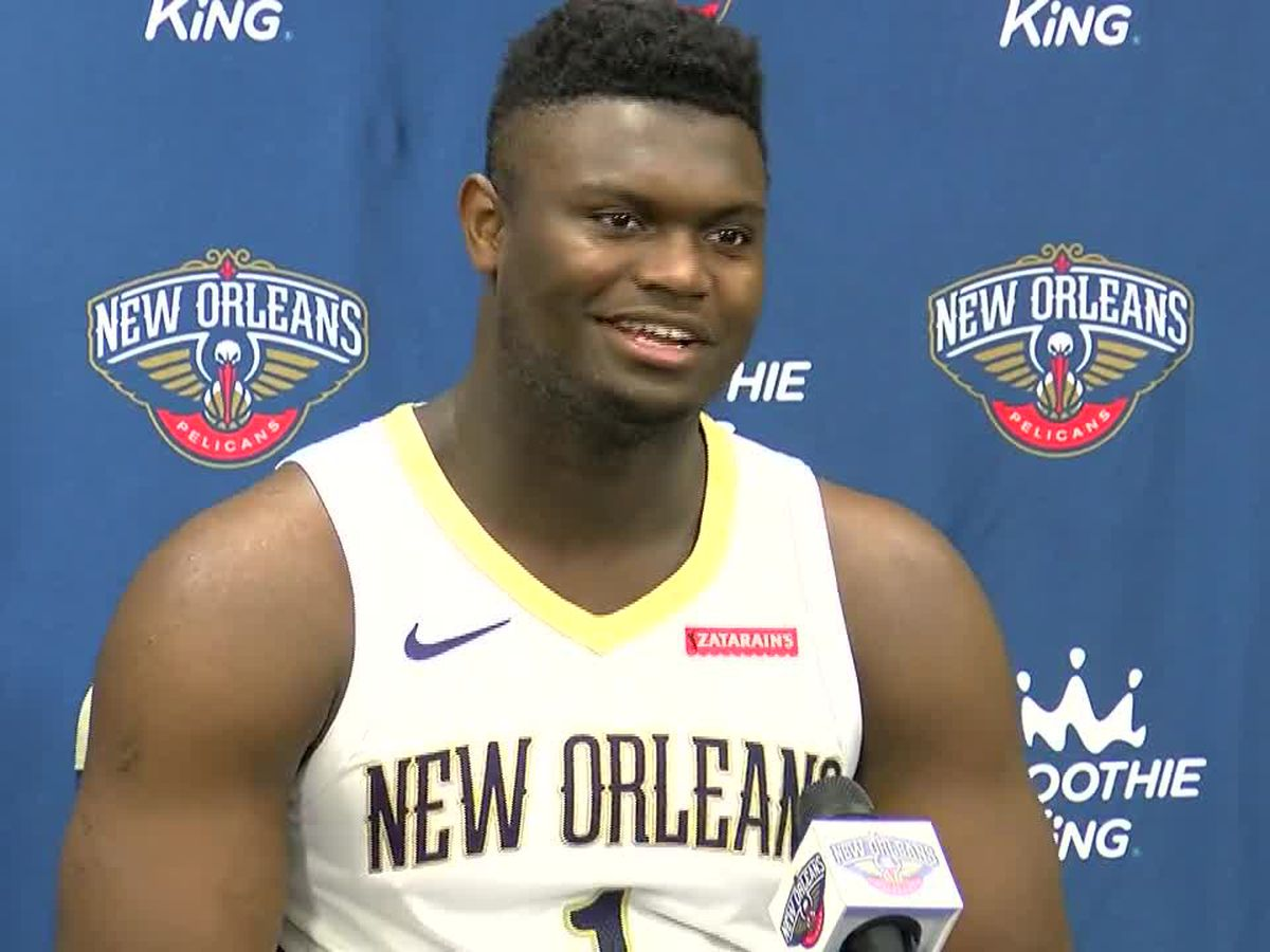 How to watch, stream, and listen to the regular season debut of Zion Williamson