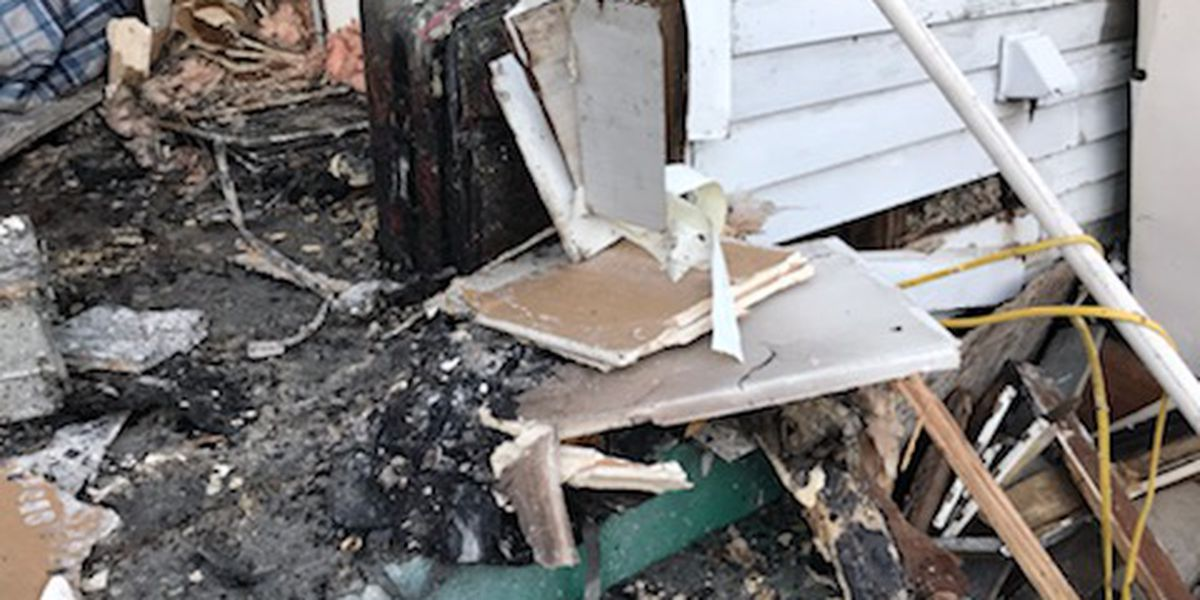 Man burned to death in Gentilly house fire