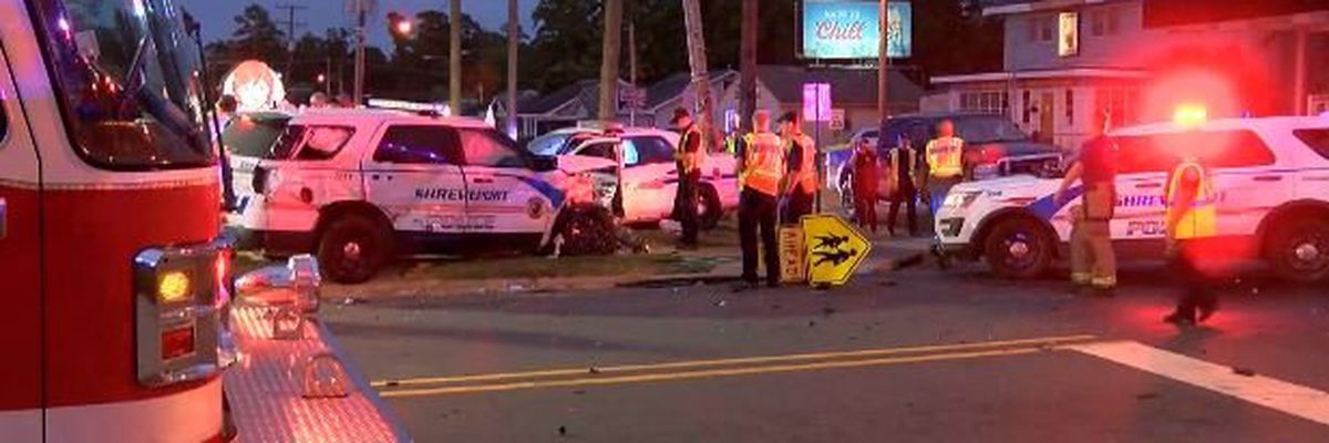 SPD officer released from hospital following accident