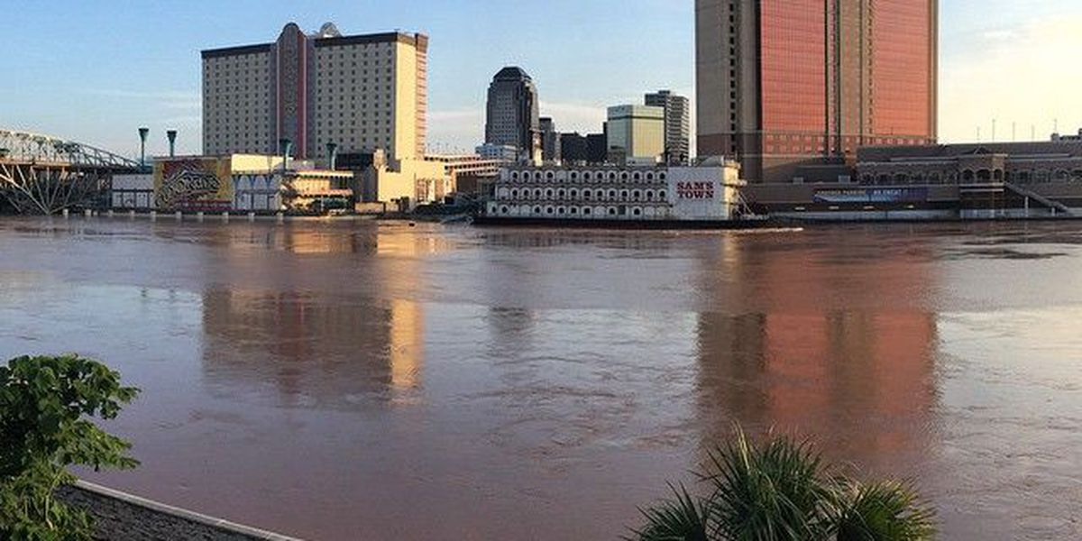 Start Your Day: Red River crests in Shreveport, flooding still a concern downstream
