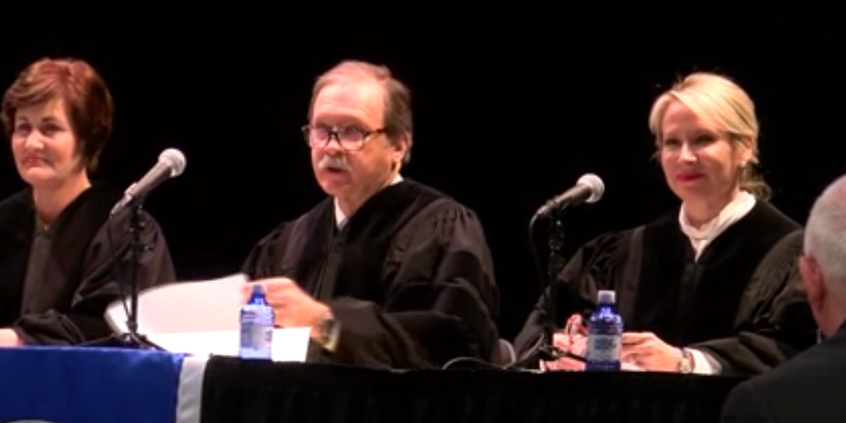 History made as Texarkana students watch justices meet, hear case