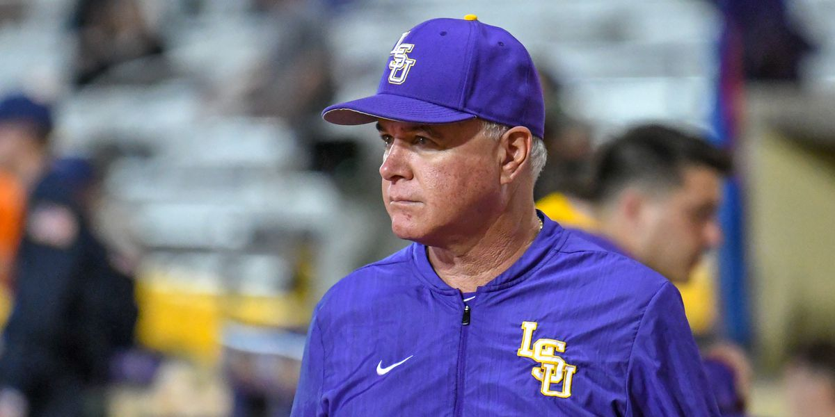 No. 10 LSU baseball falls to UL-Lafayette in Wally Pontiff Jr. Classic