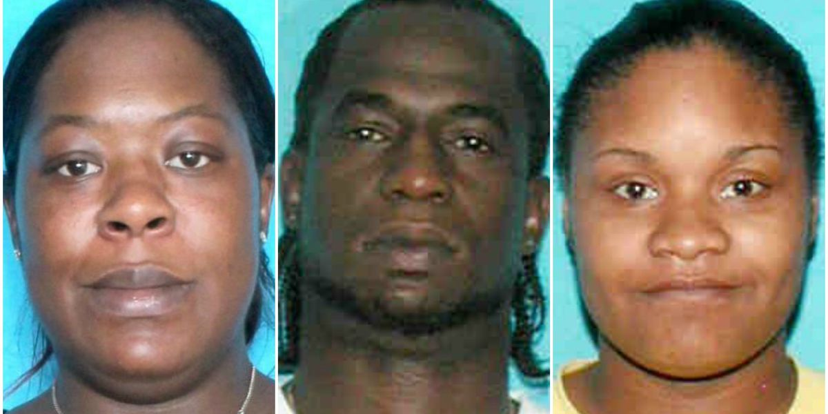 DeSoto Parish Crime Stoppers searching for three fugitives