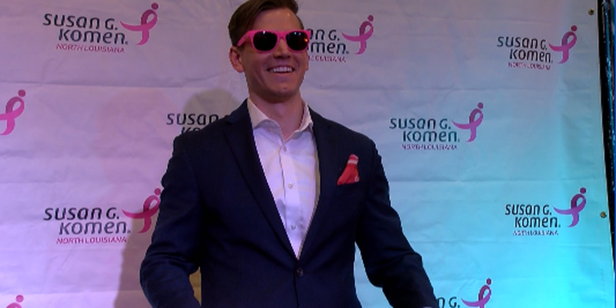 KSLA News 12's Christian Piekos to participate in Dancing for the Cure
