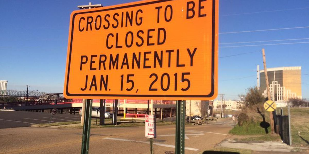 Portion of Lake Street to close, converting area to 'blow free' zone for trains