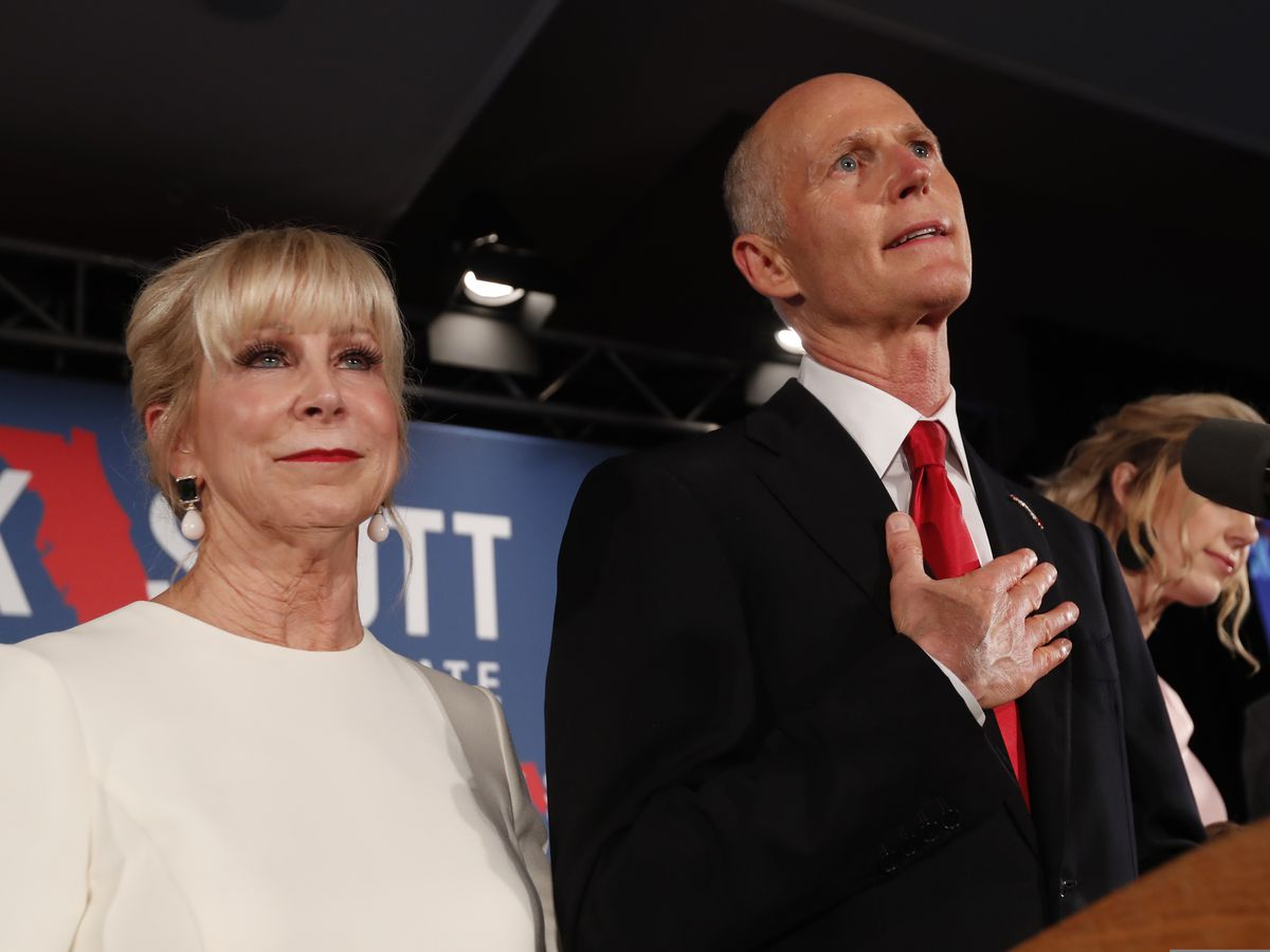 US Sen Nelson concedes to Gov. Scott as Florida recount ends