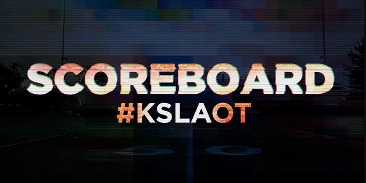 KSLA Overtime: High school football scores