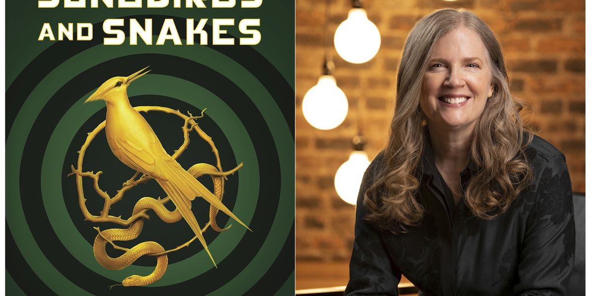 New 'Hunger Games' book sells more than 500,000 copies