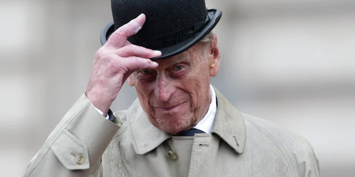 WATCH LIVE: Prince Philip's funeral service at Windsor Castle