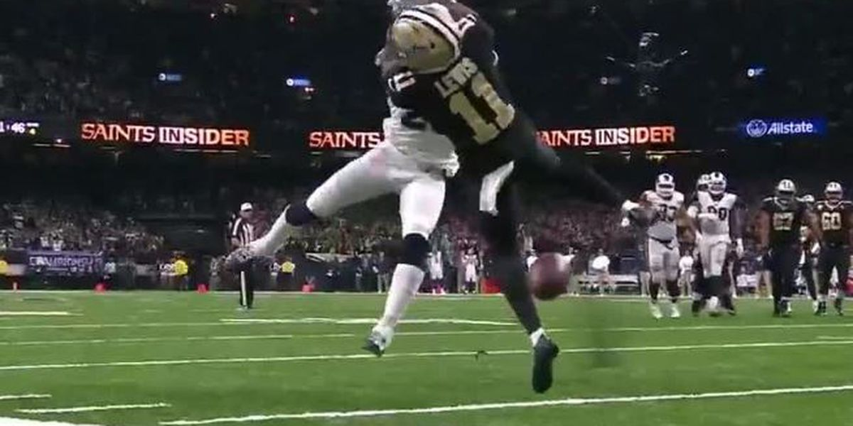 Saints support National Football League in bid to end fan's 'no call' lawsuit