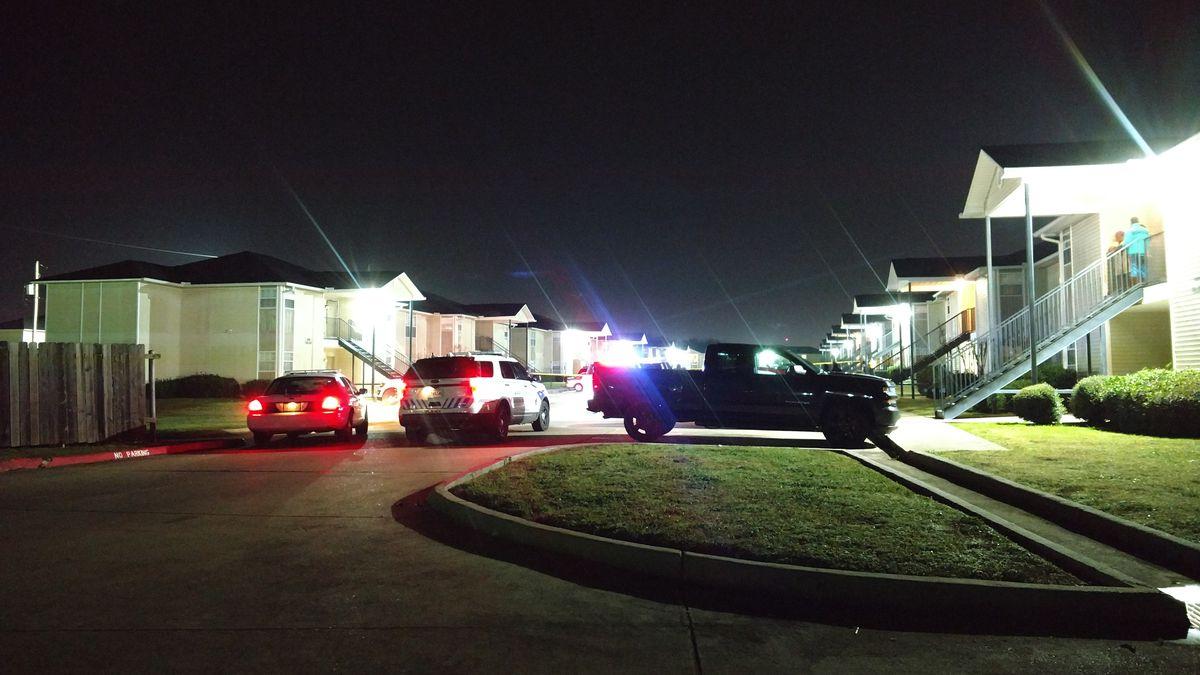 Man shot three times, investigation underway