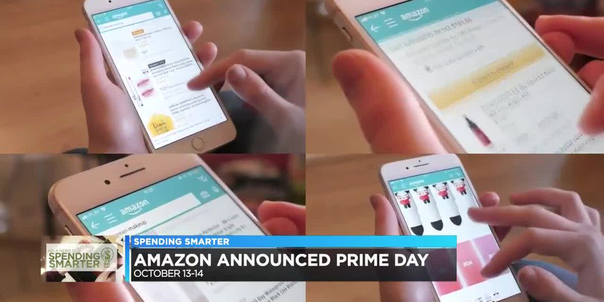 Spending Smarter: What to expect during Amazon's Prime Days