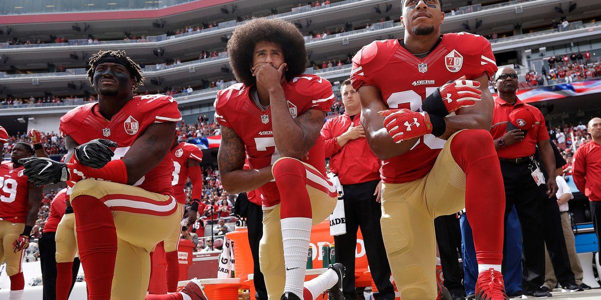 Colin Kaepernick added to Madden NFL 21 video game as 'starting-caliber' quarterback