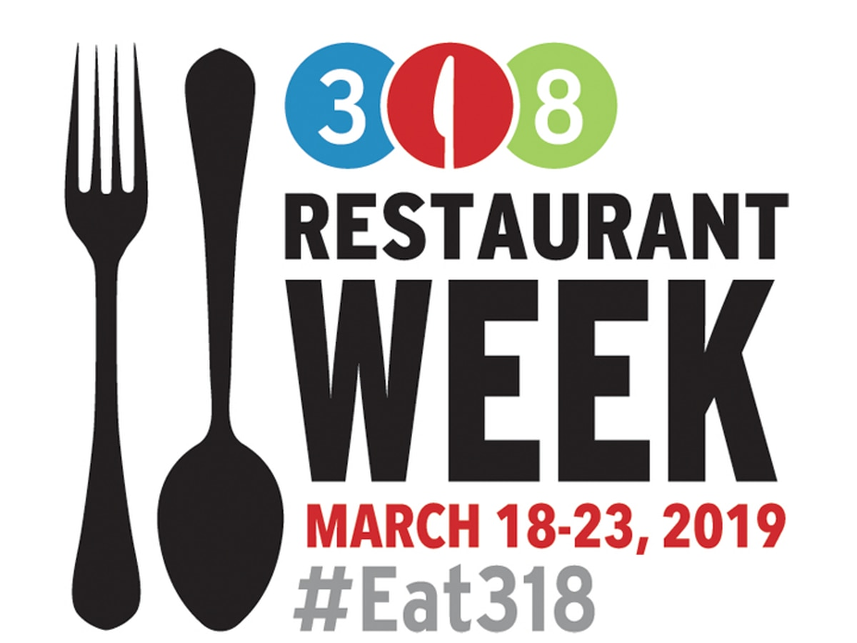 318 Restaurant Week kicks off on March 18