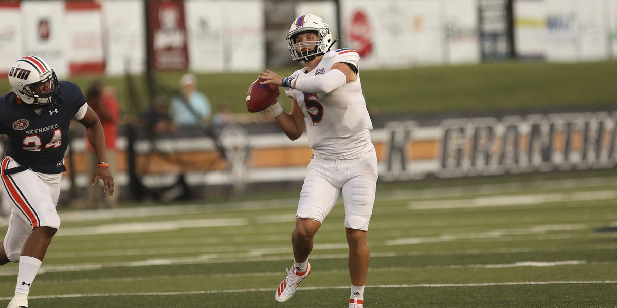 Northwestern State's record passing effort not enough as Demons fall at UT Martin