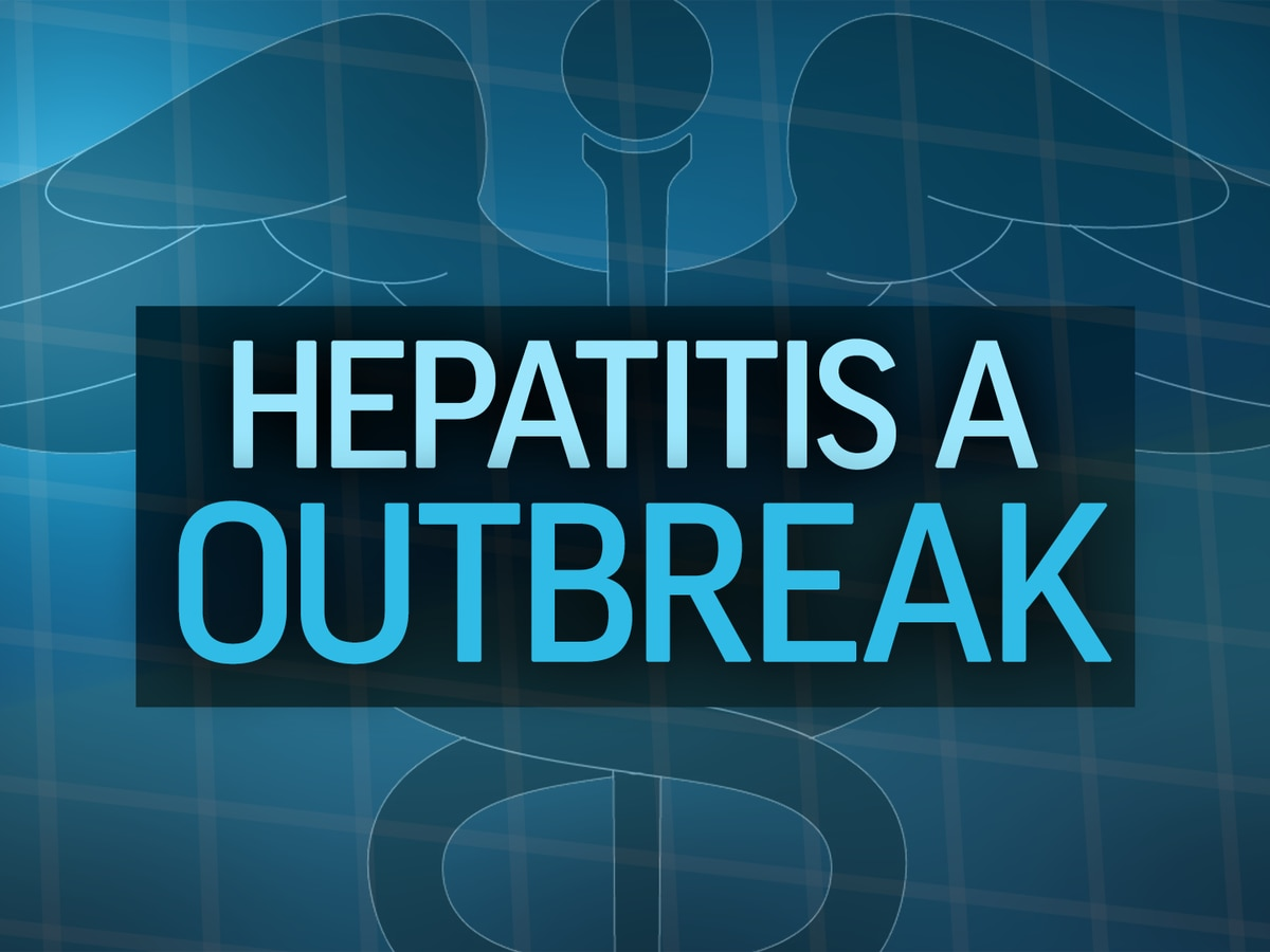 Louisiana reports new cases of hepatitis A, bringing total number to 577