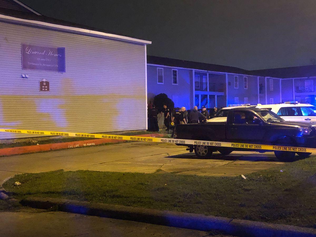 Officers shoot homicide suspect brandishing a gun