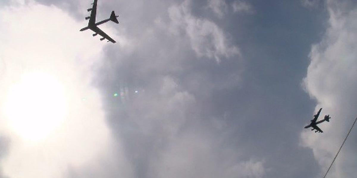 KSLA Salutes: The Flyover