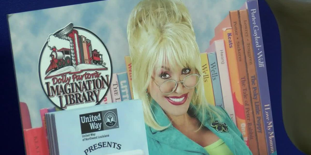 LIVE INTERVIEW: Dolly Parton's Imagination Library