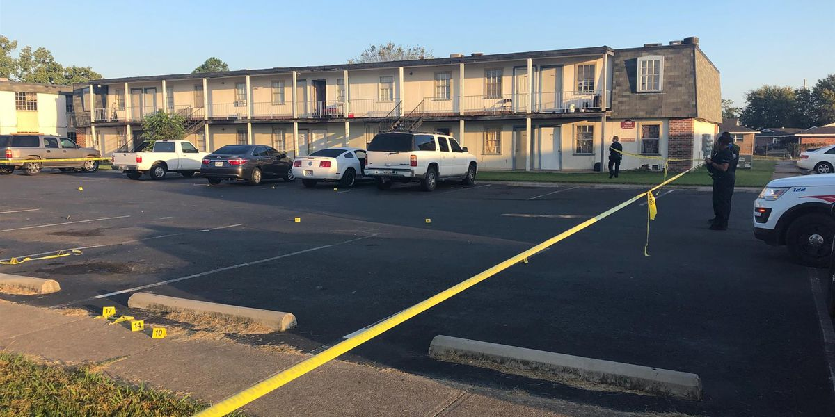 Three men injured in north Shreveport shooting; suspect sought