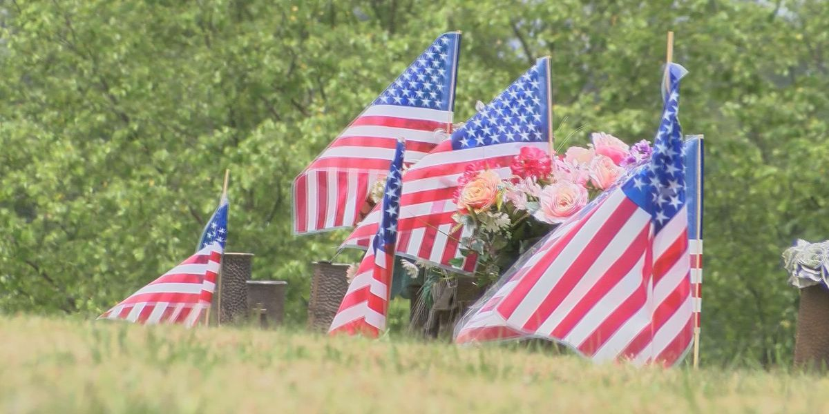 Military veteran shares his thoughts on Memorial Day