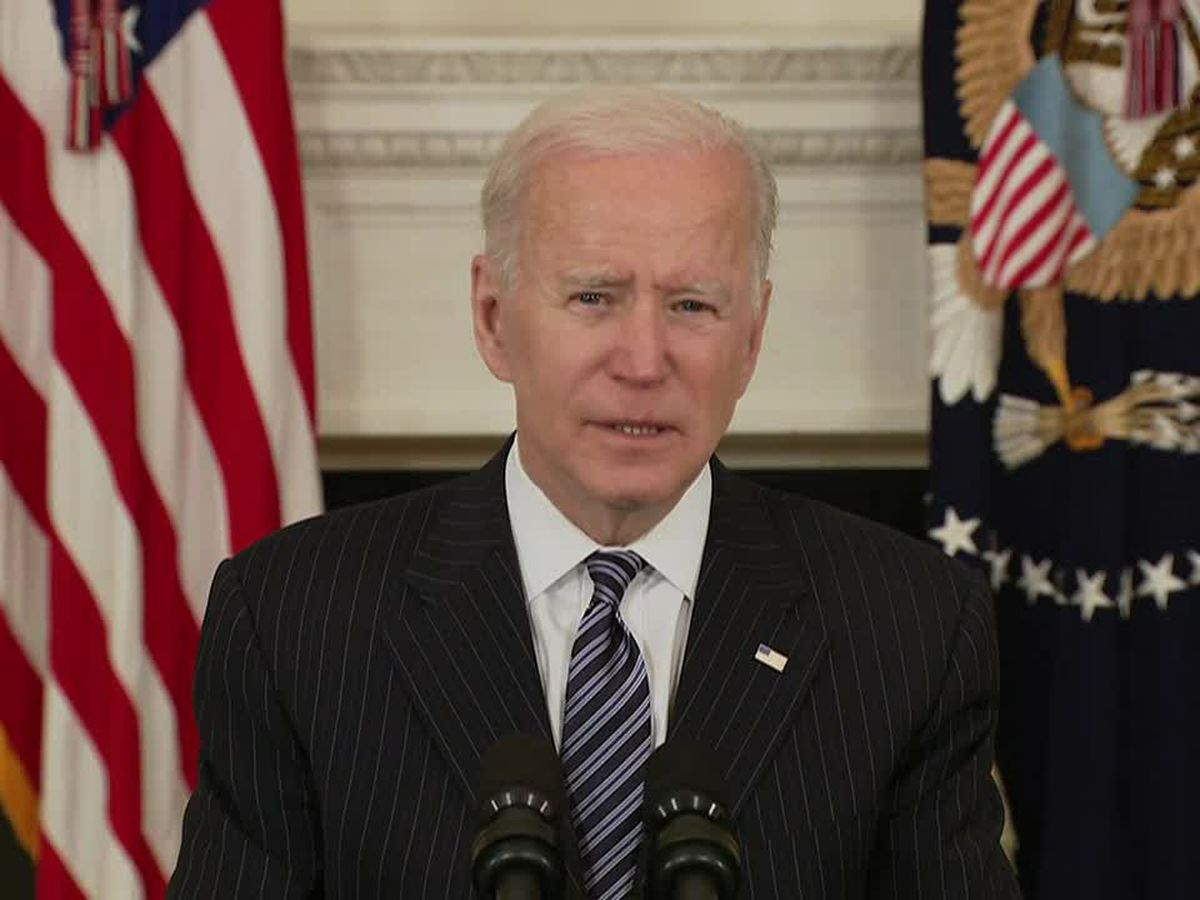 President Biden pushes Congress to pass George Floyd legislation