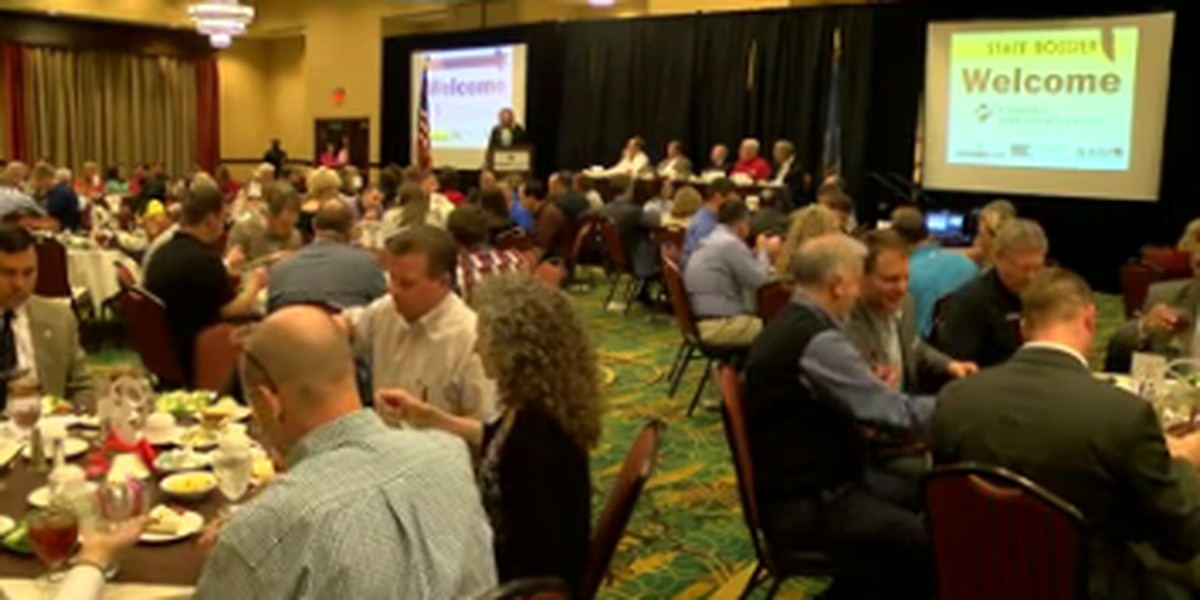 Growth, challenges discussed at State of Bossier Address