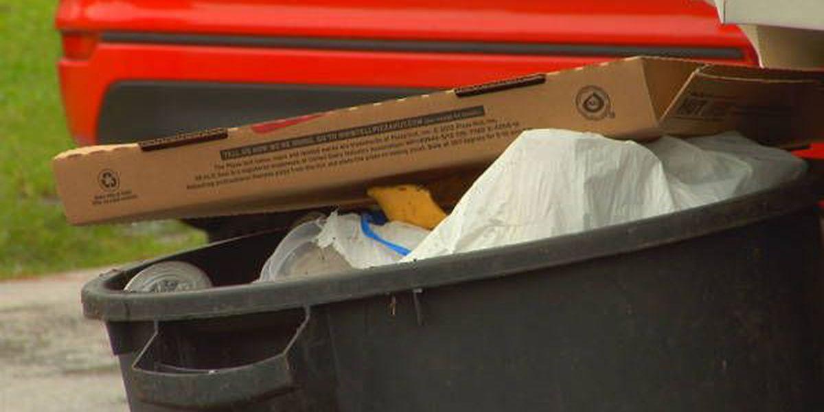 Shreveport approves trash fee but delays when it will start