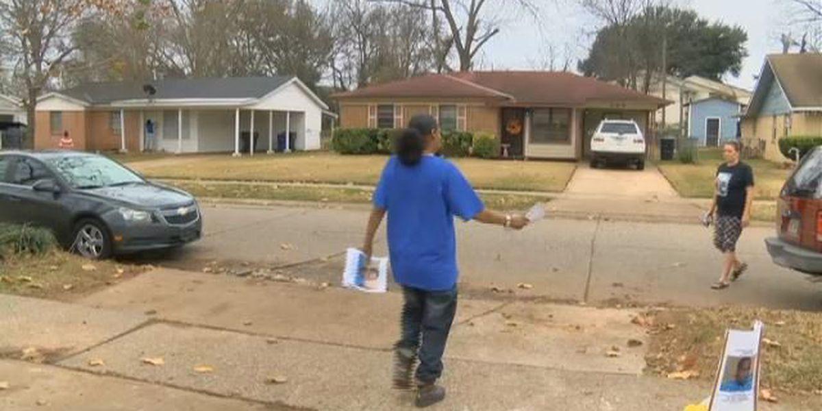 Family of slain Shreveport man hits the streets for justice