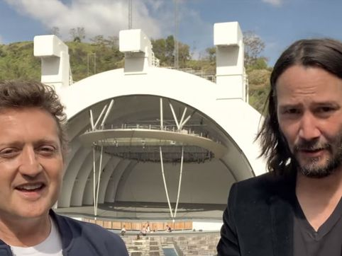 'Bill & Ted 3′ is a real thing! Excellent!