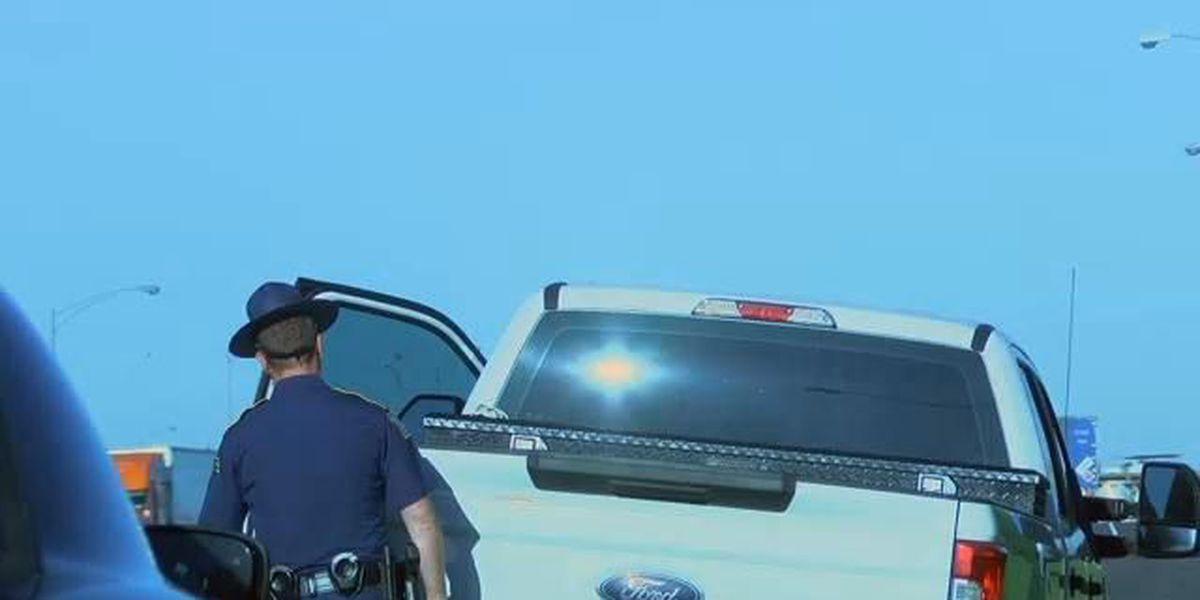 Louisiana state troopers use lidar to help track speeders