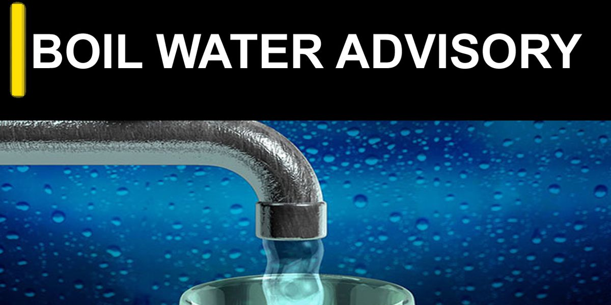 Boil advisory issued for parts of Benton