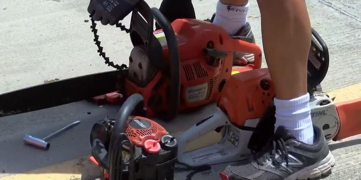 FEMA to offer generator and chainsaw reimbursement for Hurricane Laura survivors