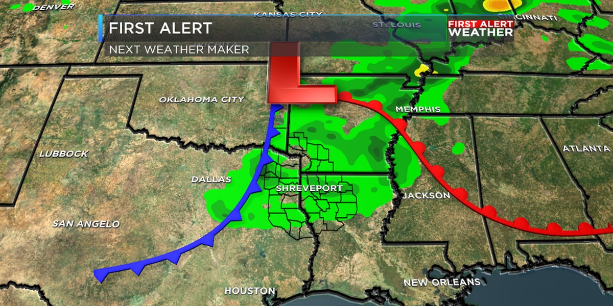 FIRST ALERT: Clouds and rain return this weekend
