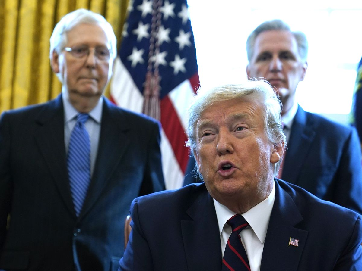 McConnell, Pelosi signal more virus aid likely from Congress