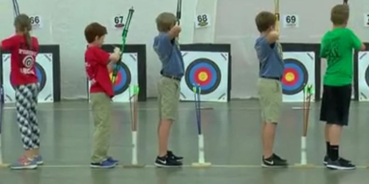 Bossier students in Louisville defending their archery titles