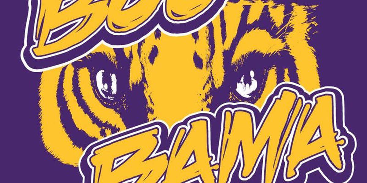 Caddo-Bossier LSU Alumni, Friends to Host Boo Bama Bash Tailgate Party