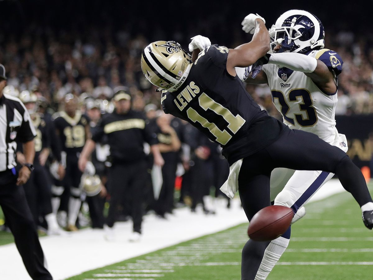 Saints fans take 'no call' case back to court