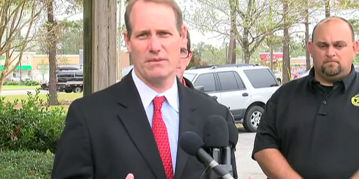 RAW: District Attorney Ben David on 'active shooter' reports response