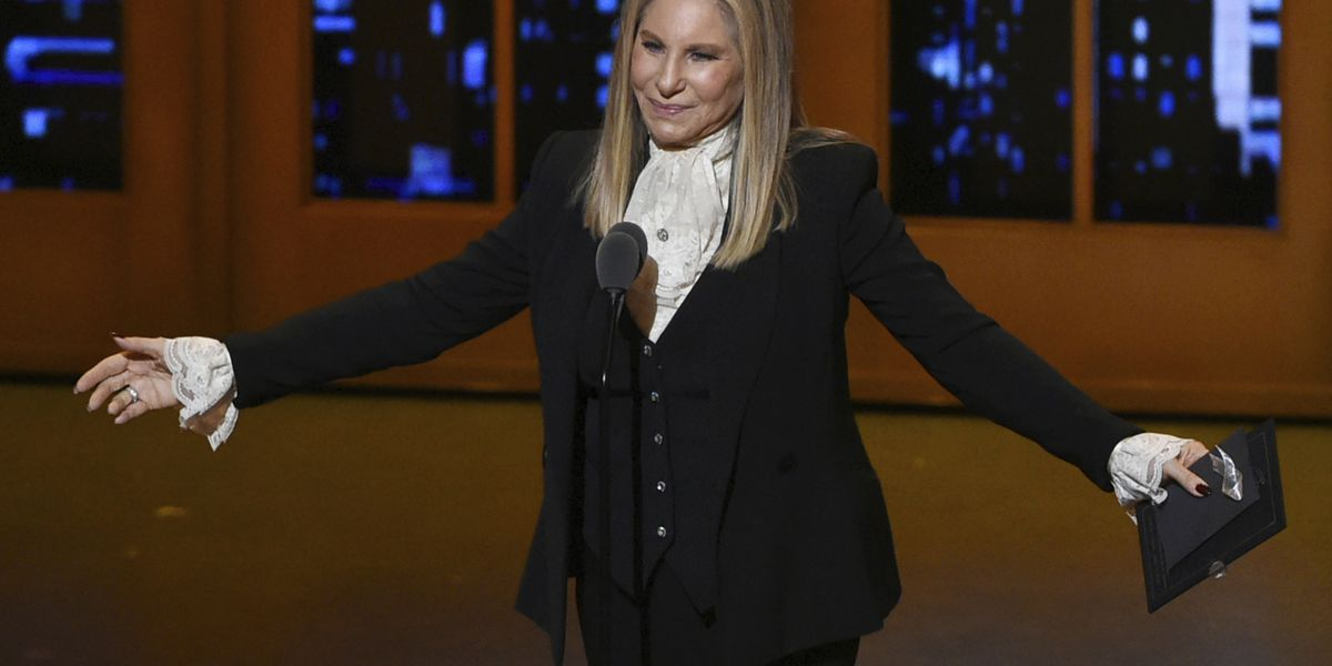 Barbra Streisand to release anti-Trump album and star in 'Carpool Karaoke'