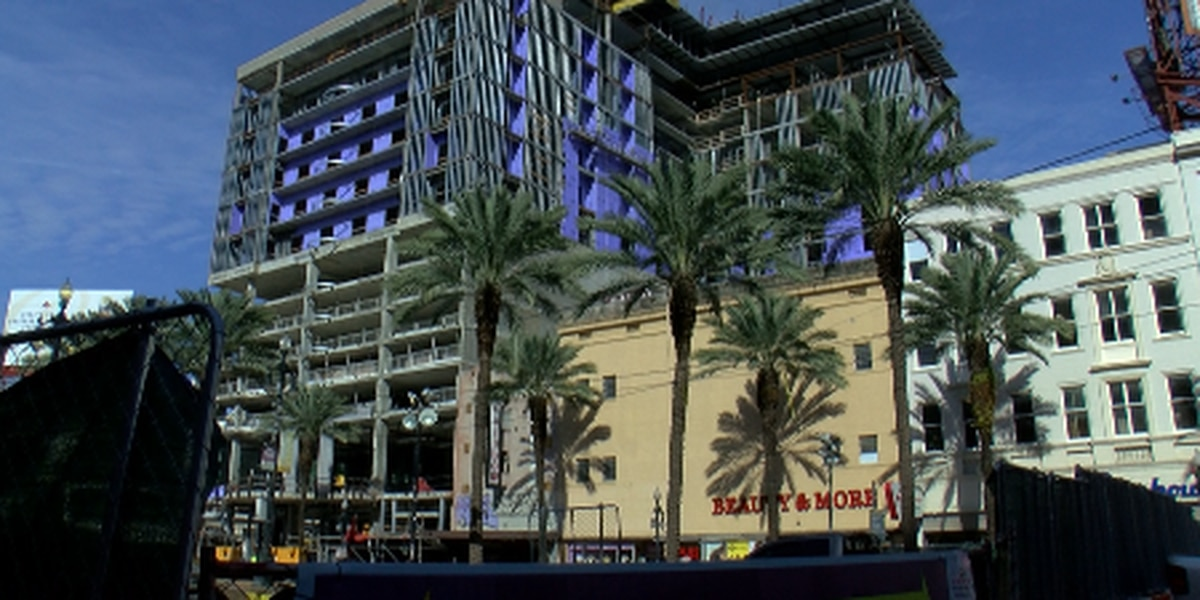 Businesses with same owner as Hard Rock Hotel file for demolition permits