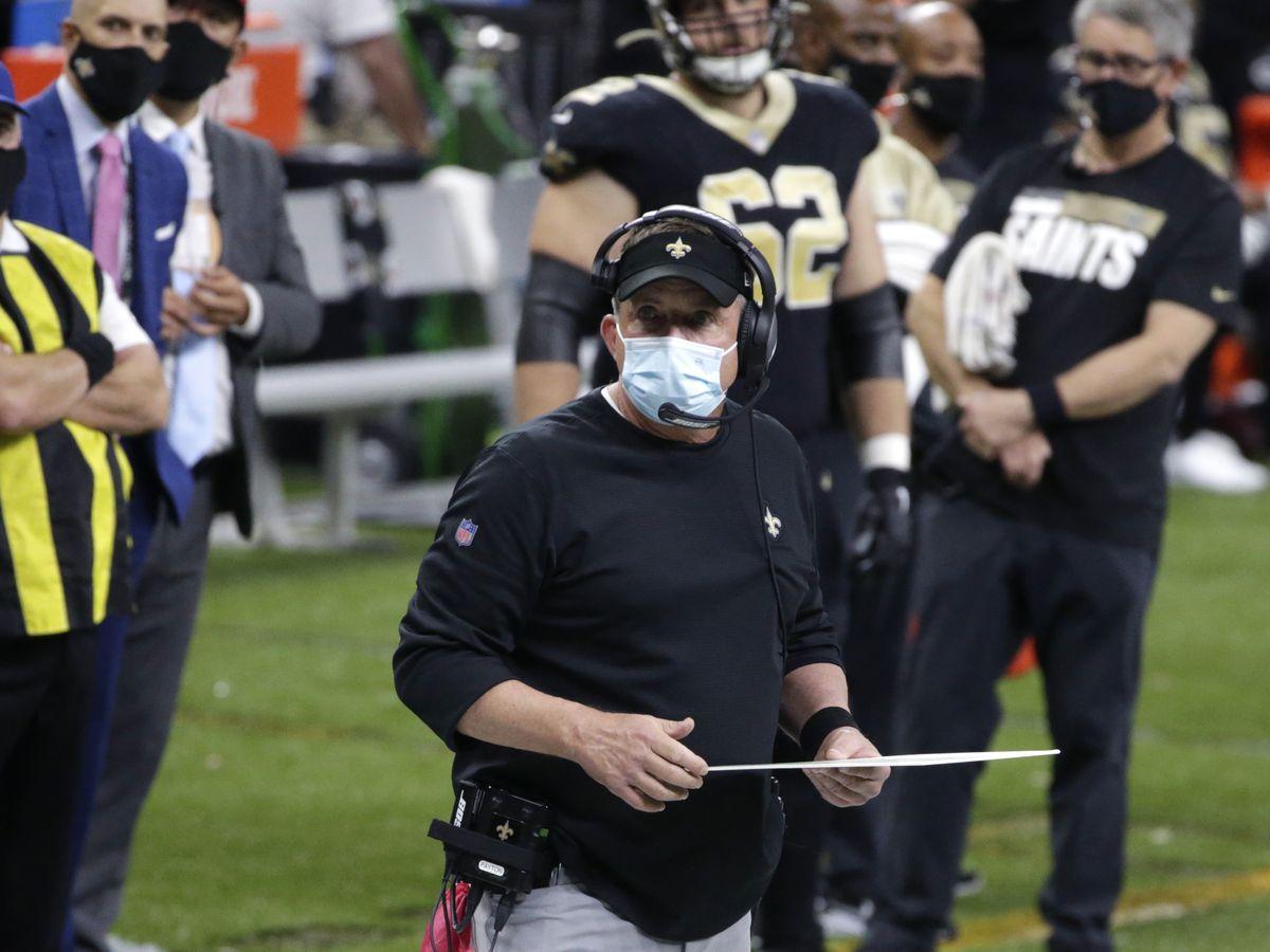 AP source: NFL fines Saints $500,000, Patriots $350,000