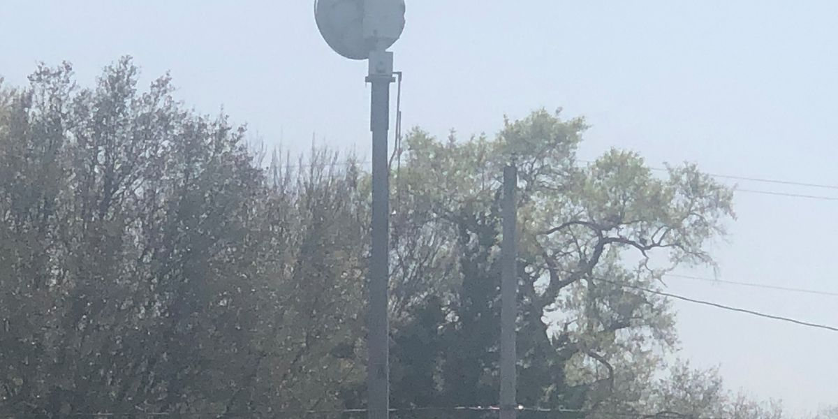 Community tornado sirens: Why some areas have them and others don't
