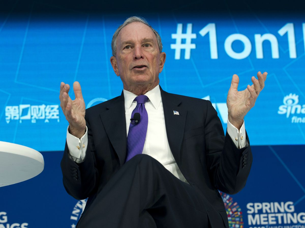 Bloomberg donates 'unprecedented' $1.8B to Johns Hopkins
